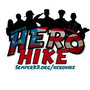 Hero Hike Logo Concept