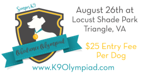 K9 Olympiad Eventbrite Header