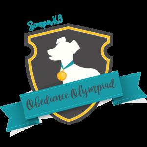 Semper K9 Obedience Olympiad shield